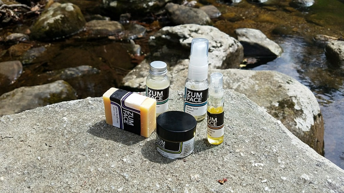 No joke. I absolutely took this set to the mountains and cleansed my face in the icy cold streams.