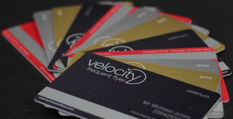 Velocity Frequent Flyer cards (Source: Virgin Australia)