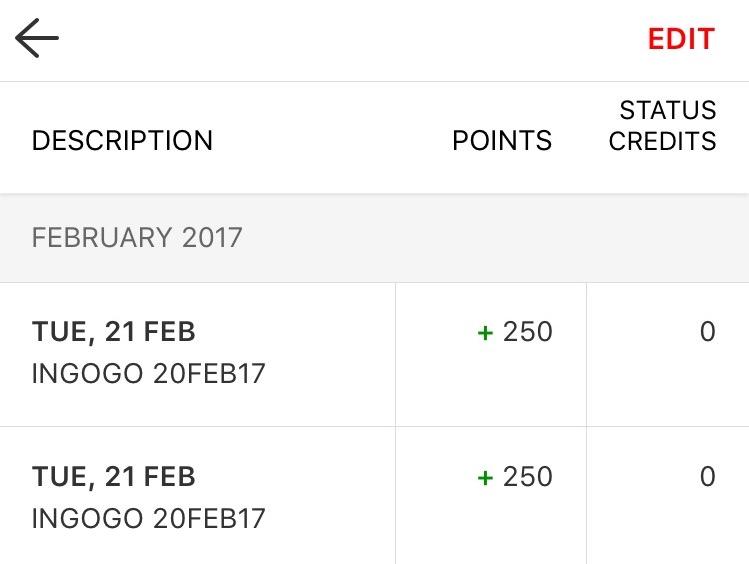 Bonus Qantas Points from Ingogo posted within 24 hours
