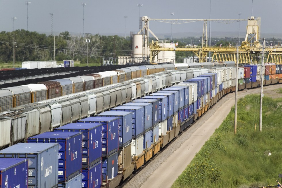 Assessing the state of rail freight