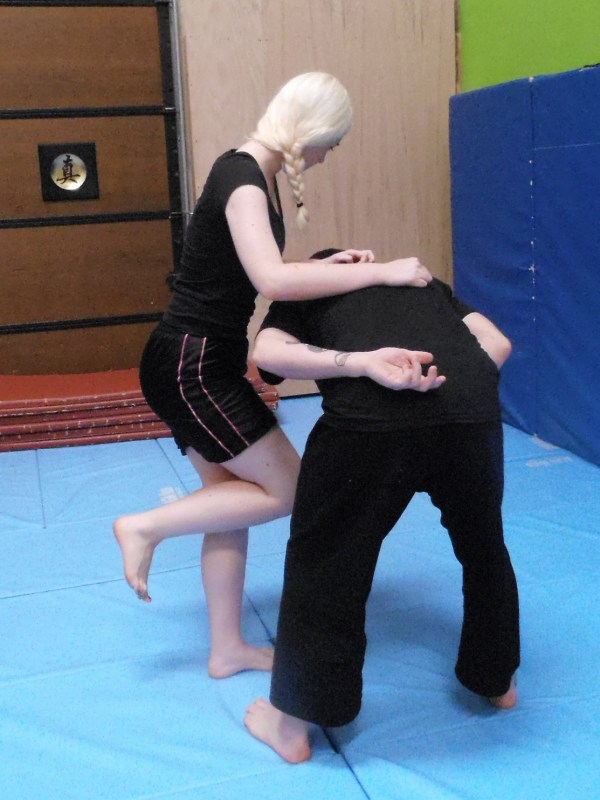 Women's Self Defense — Saito Ninjitsu