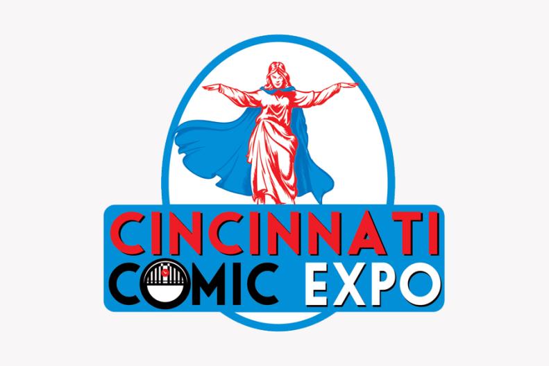 Cincinnati Comic Expo - Stronge Designs