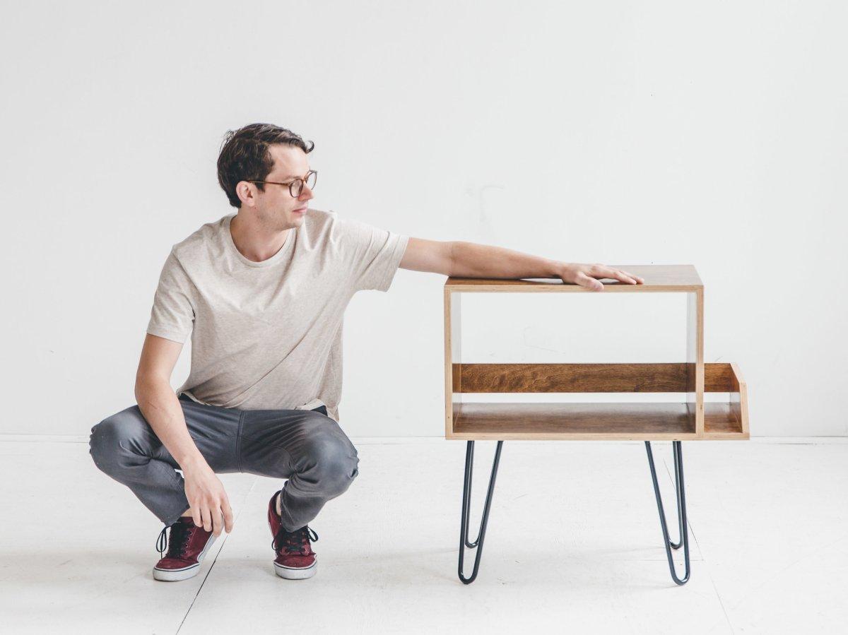 Maker Profile: PJ Hire of KC Wood Co. — MIKCexplore