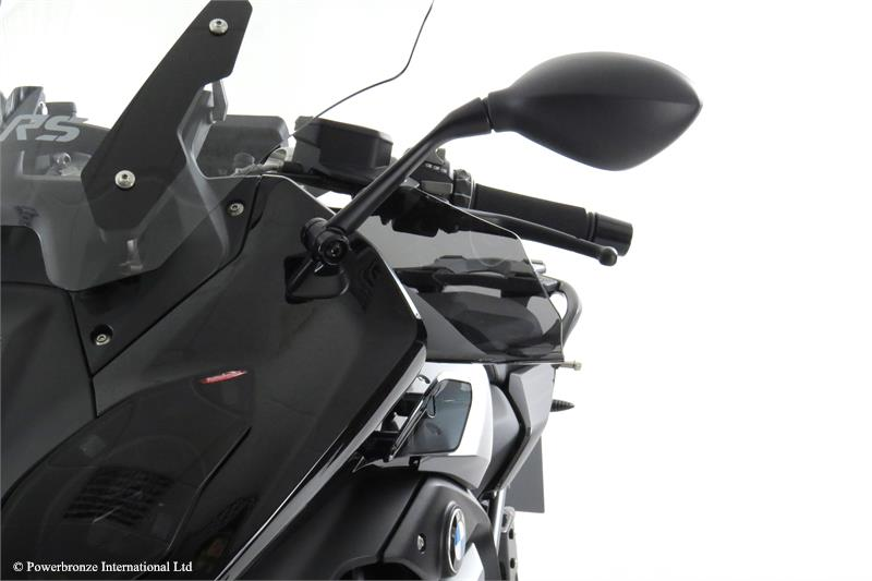 BMW R1200RS 15 17 Wind Protectors