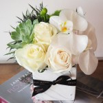 Perfect For My Coffee Table White Modern Sweet Blooms Atelier