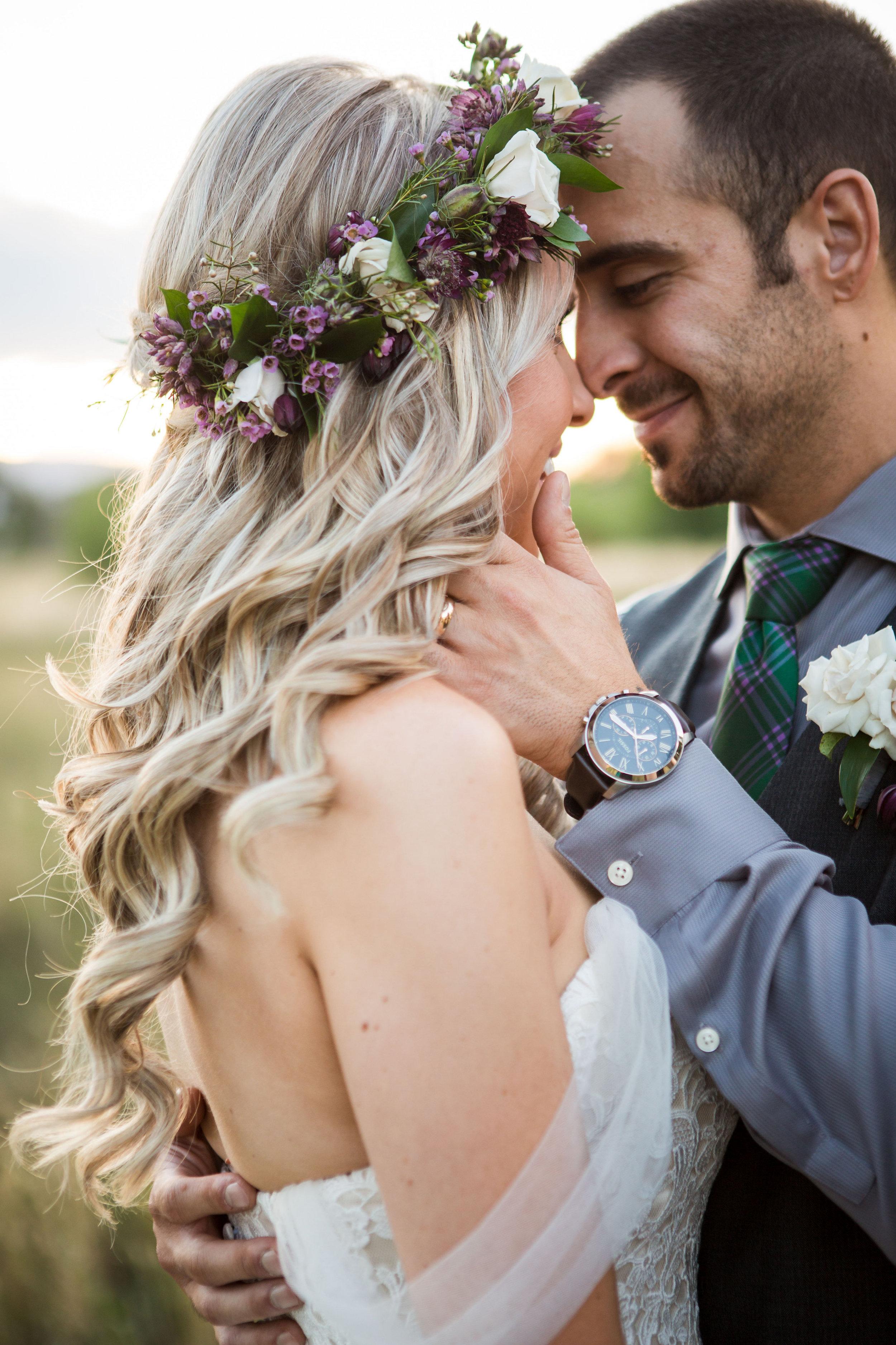 denver wedding hairstylist