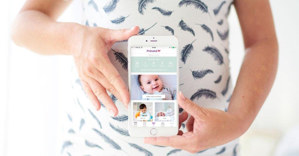 Link:http://blog.prenatal.nl/download-de-prenatal-app/