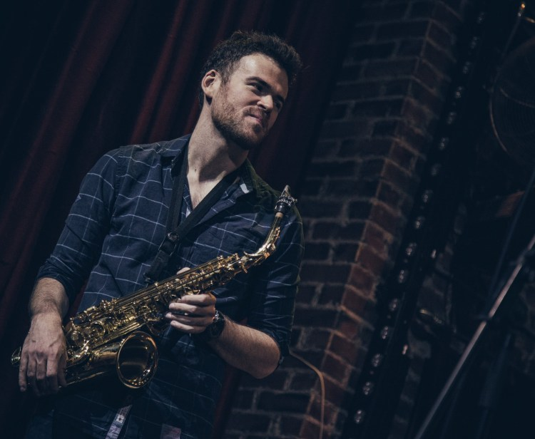 Andrew Gould | Alto Sax — Outside in Music