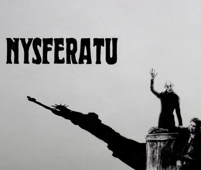 More Art_nysferatu_film Title Card_andrea Mastrovito Jpg