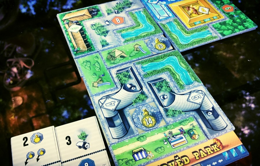 The Best Board Games to Hook Your Friends   Nonstop Tabletop Build a zoo  Just don t put the lions next to the gazelles