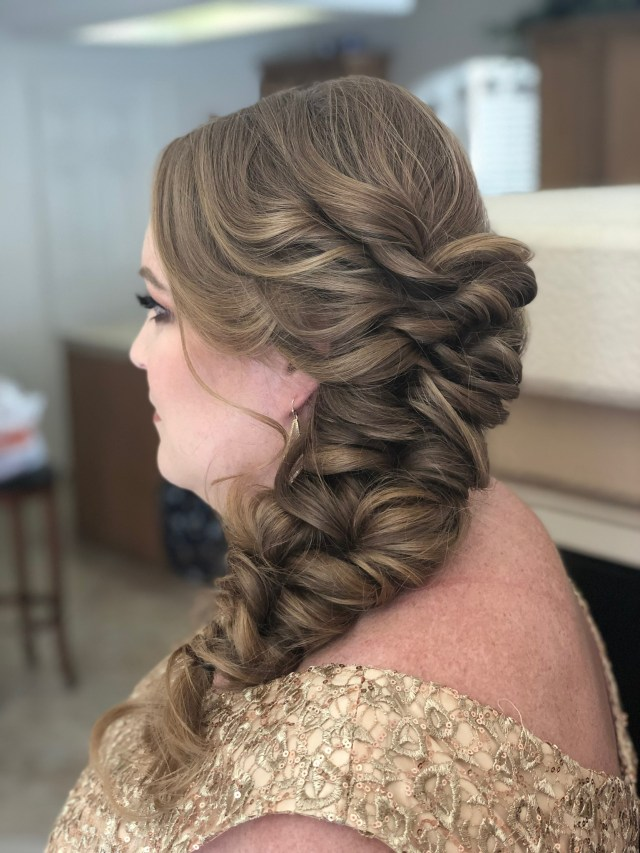 las vegas mobile hair and makeup | las vegas wedding hair