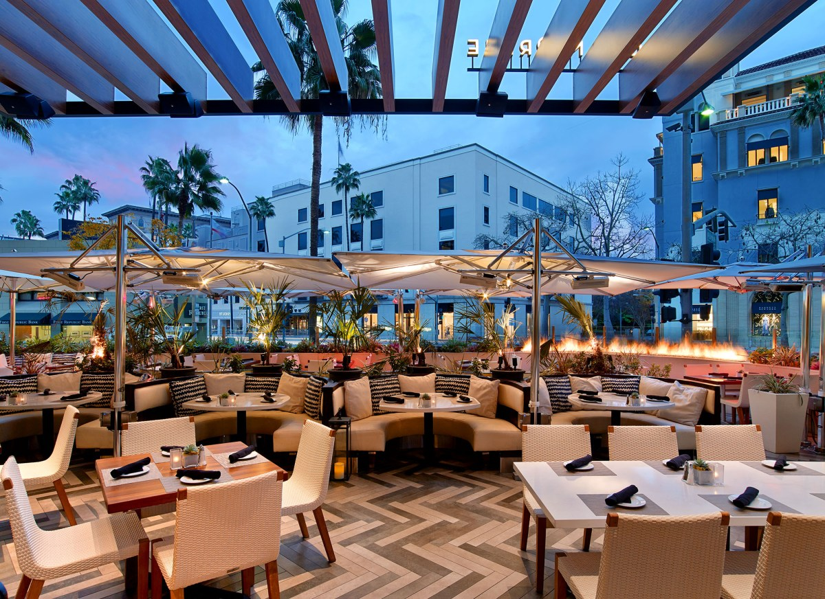 Image result for ocean prime in beverly hills