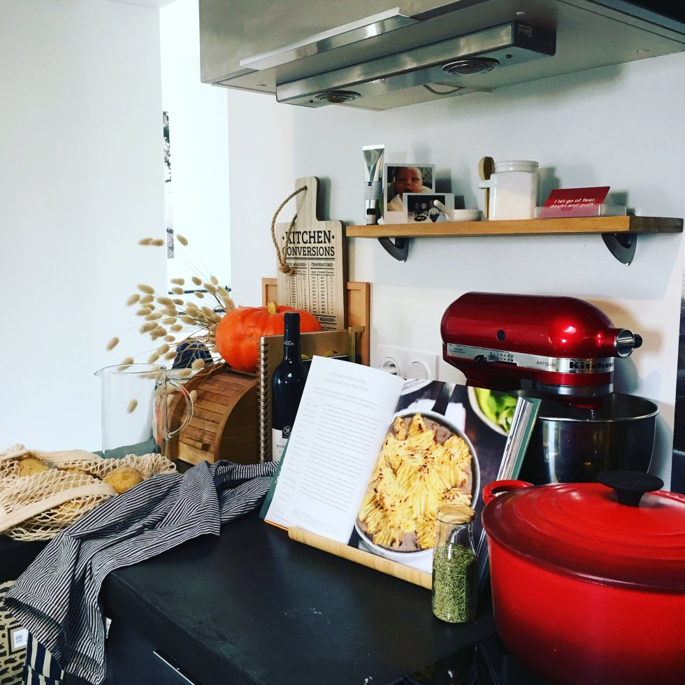 Our Tiny Home: Cooking Nourish Paris