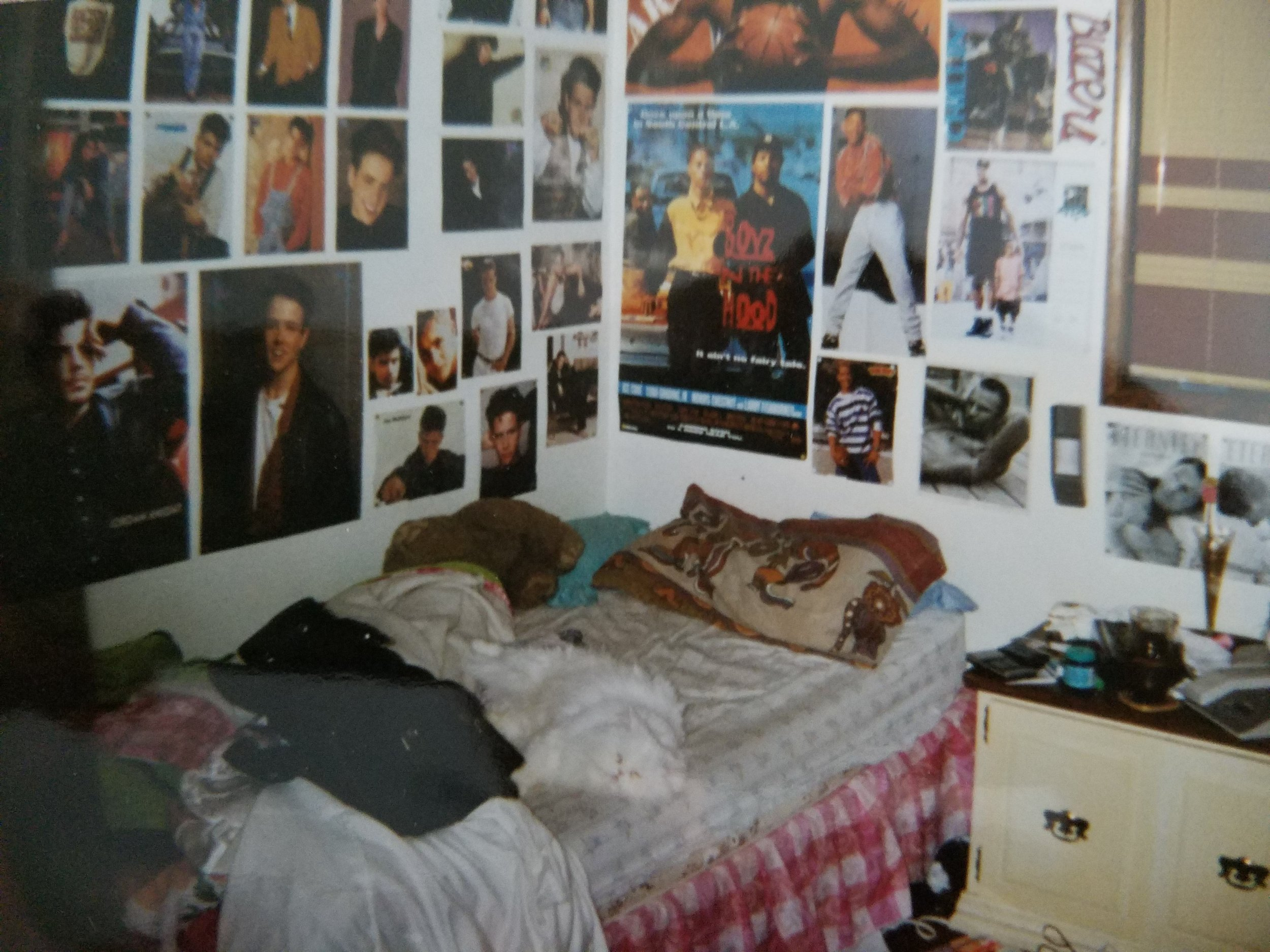 Step 11 - My Totally 80's/90's Bedroom — My So-Called ... on 90 Room  id=99258