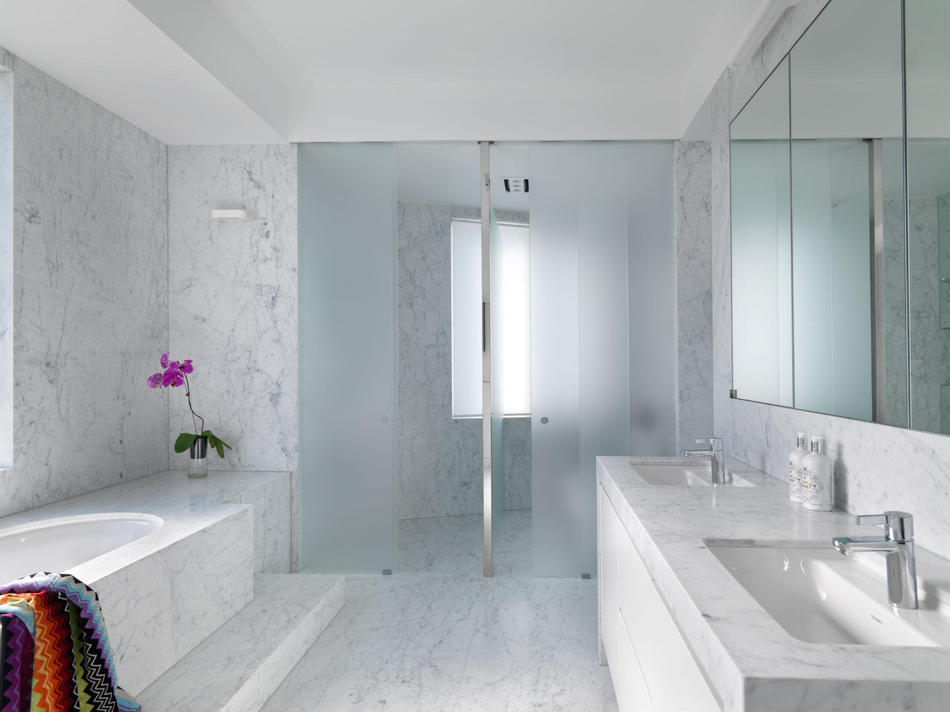 Luxe Ensuite Bathroom