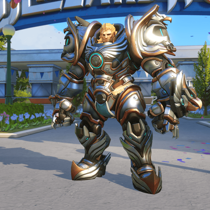 Blizzard World Update Skins In High Quality Esports Tales