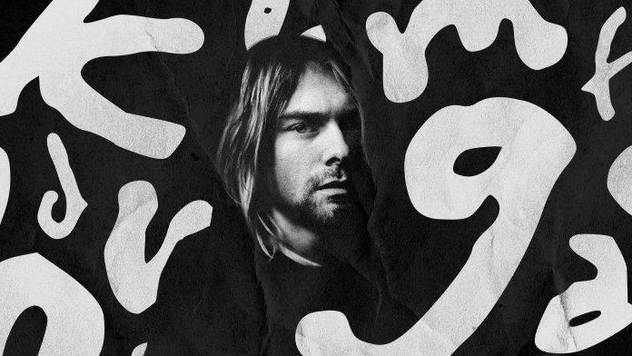 Kurt Cobain font