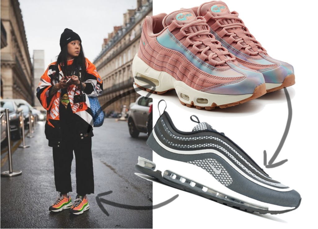 Why Are Ugly Sneakers Back In Fashion      Giorgina With An Eye