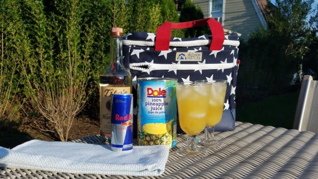 Image result for spring laker drink
