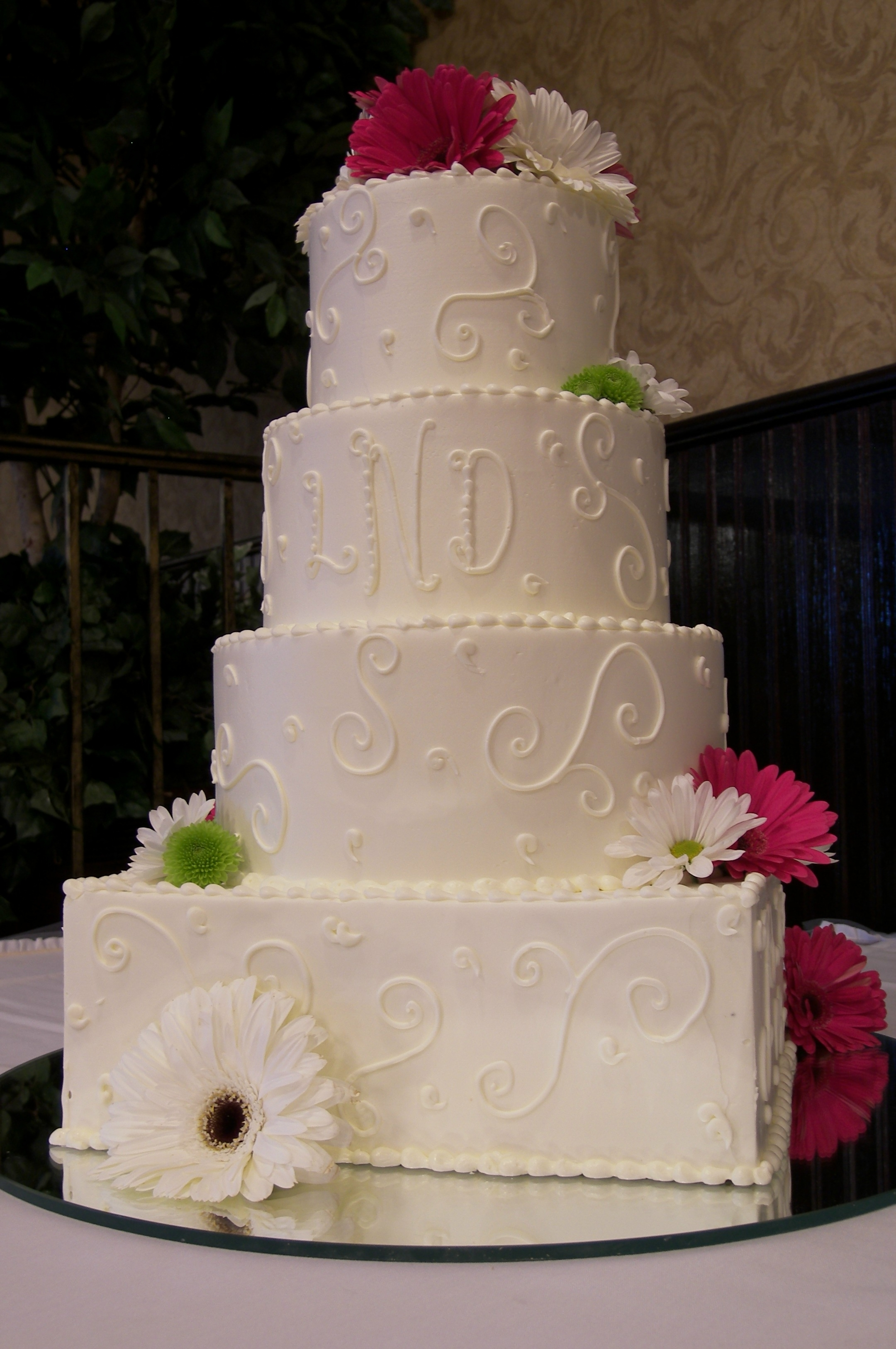 buttercream wedding cakes  raquo  Buttercream     Wedding Cake Art   Design Center Joe s Cake