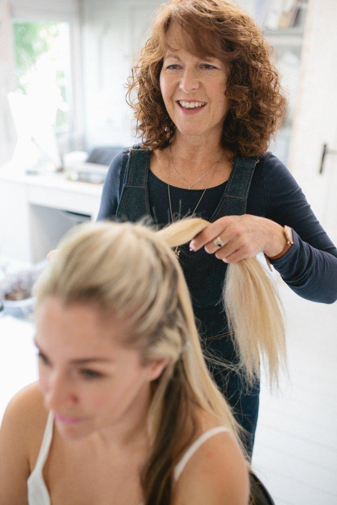 tunbridge wells wedding — simply beautiful wedding hair