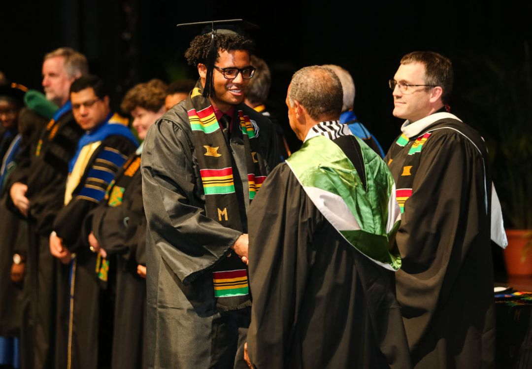 """Donning of the Kente"" Ceremony"
