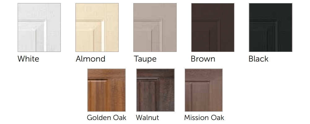 Garage Doors — Father & Son Garage Door Company on Garage Door Colors Pictures  id=80354