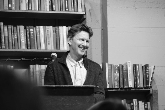 Andrew McCarthy BW Just Fly Away 6 April
