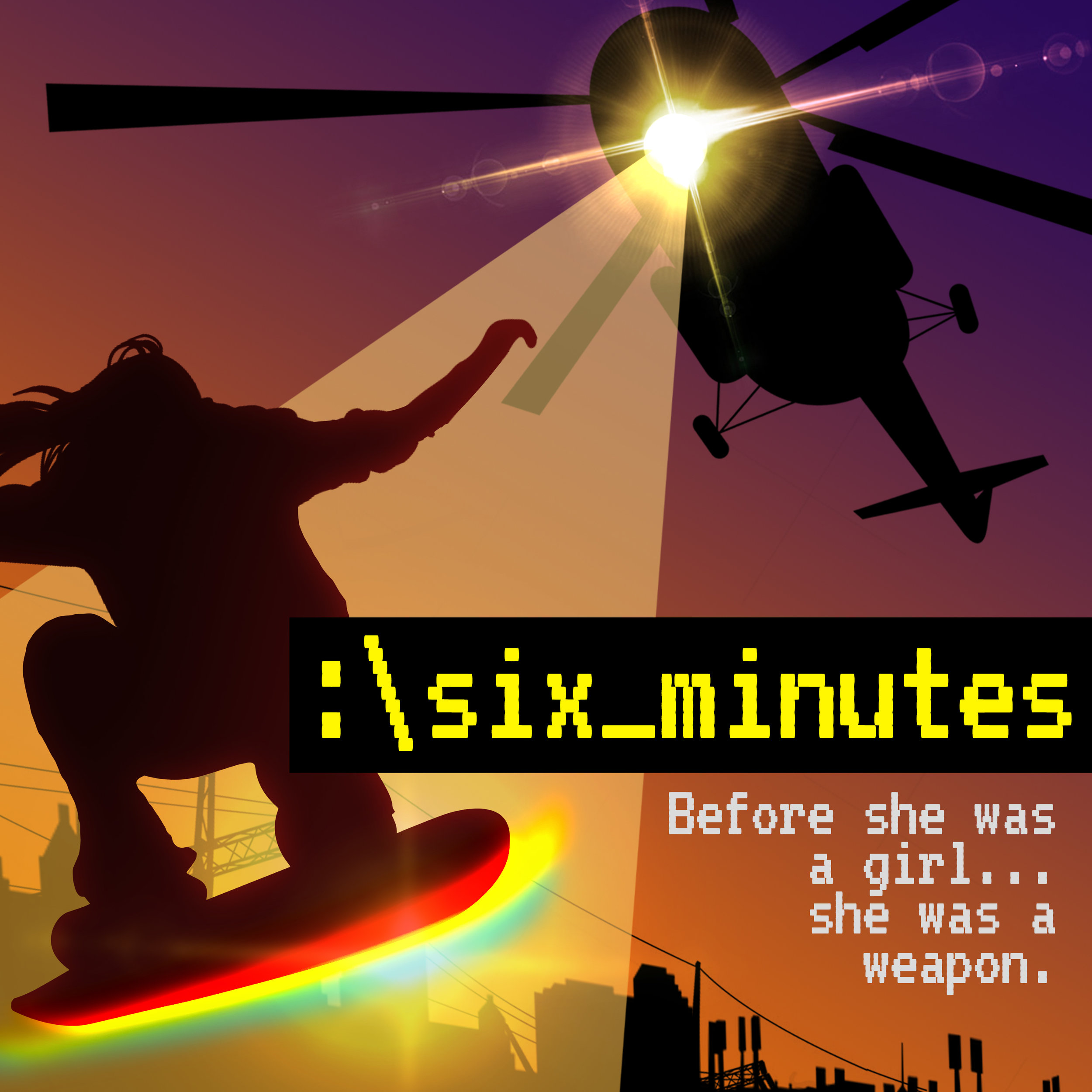 Six Minutes Podcast for Kids