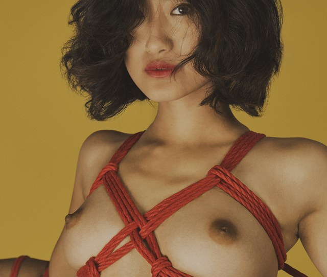 An Artistic Display Of Entangled Lust And Artistic Bondage Nsfw