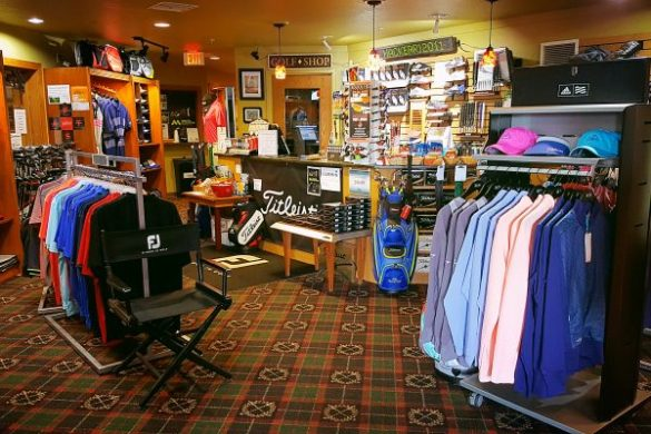 GOLF SHOP     Whispering Springs Golf Club GOLF SHOP