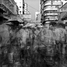 Perditi nelle fantastiche esposizioni multiple di Hong Kong di Zhou HanShun