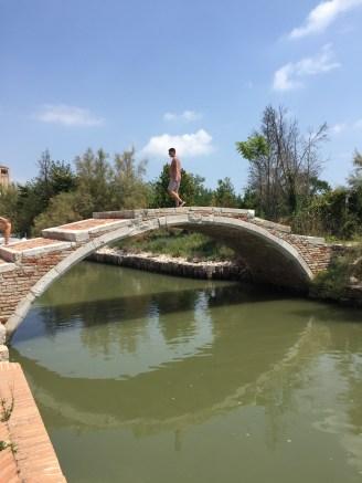 ponte del diavolo - torcello