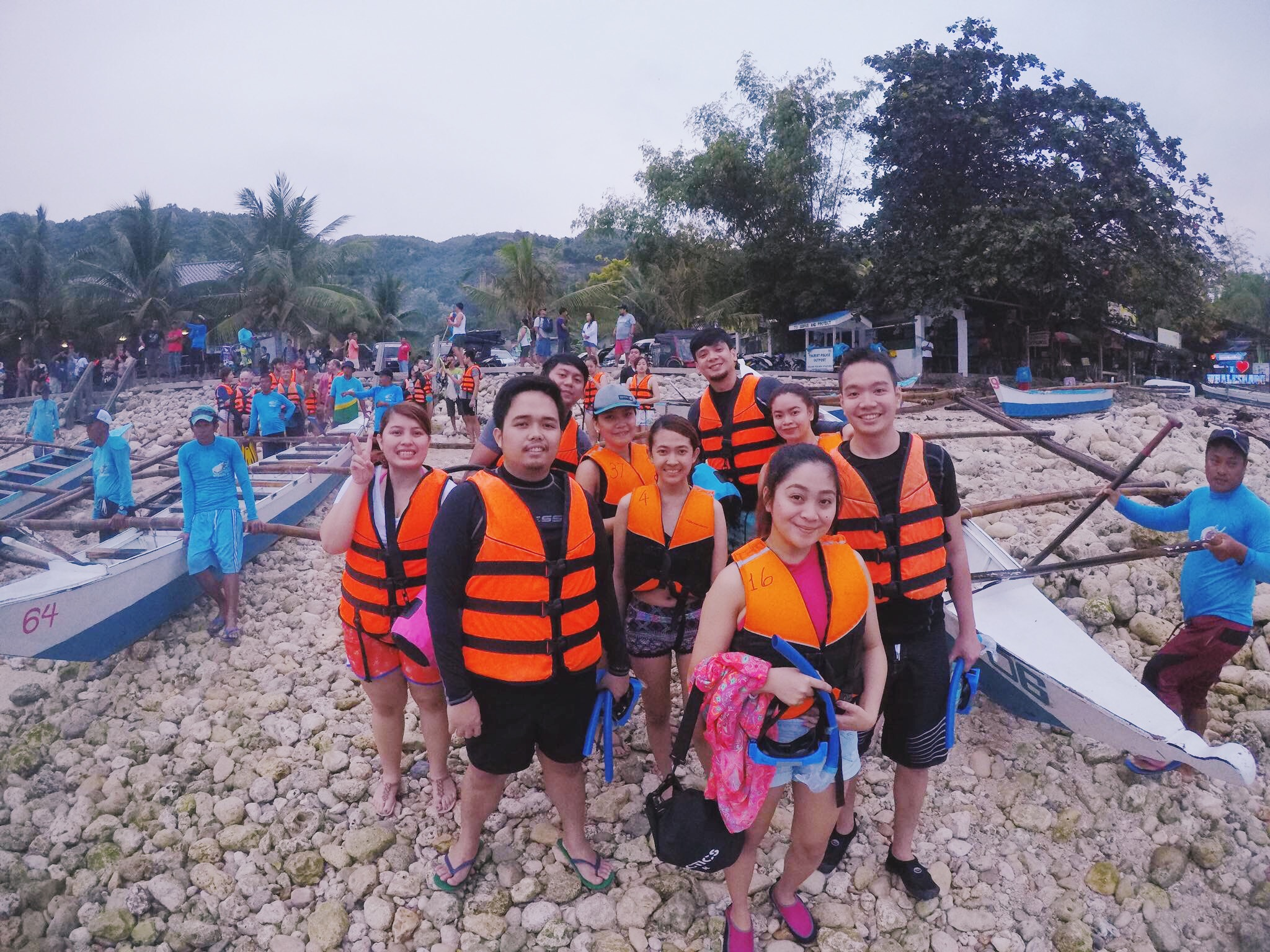 Day Trip in Oslob: Whale Shark Watching and Sumilon Island 2