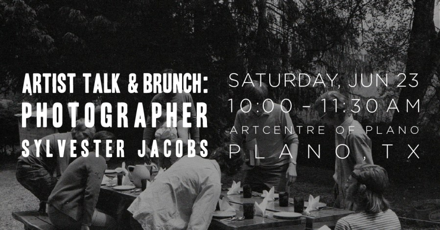 Artist Talk   Brunch     Art House Dallas