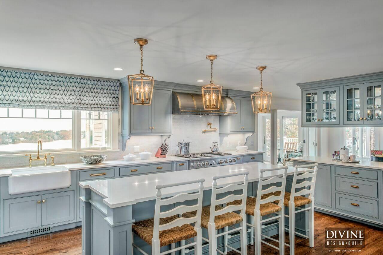 A Cape Cod Kitchen Dream