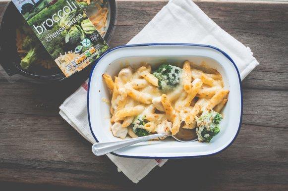 Make... Mash Direct's Broccoli and Chicken Pasta Bake — WOMAN'S WAY
