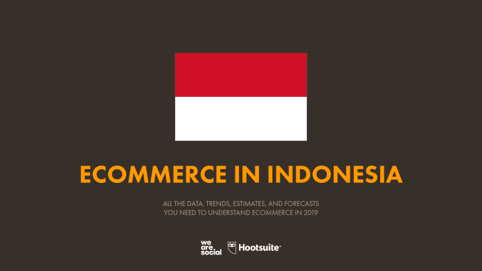 Ecommerce In Indonesia In 2019 Datareportal Global Digital Insights