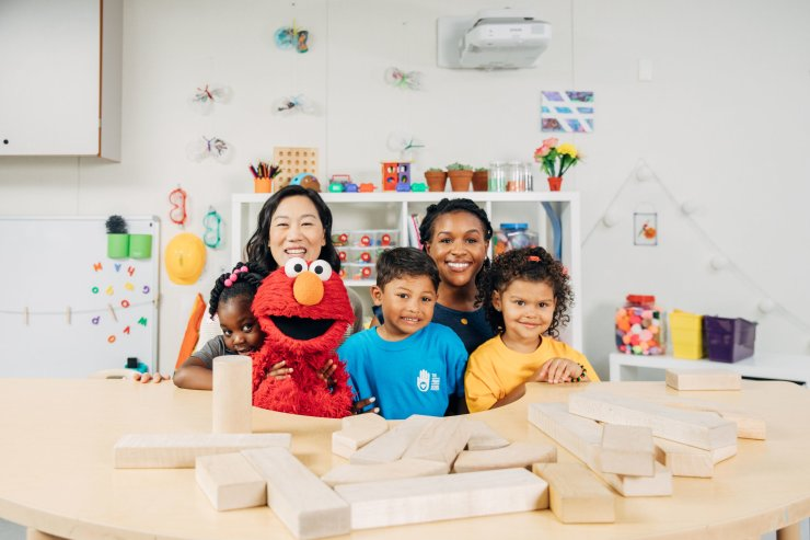 Sesame Workshop and The Primary School Develop Innovative Curriculum — The Primary School
