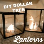 Diy Dollar Store Lanterns The Kp Team