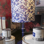 Lampshade Making And Annie Sloan Chalk Paint Lamp Stitch Diy Knitting Kits And Crafting