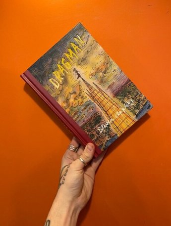 Dragman by Steven Appleby — October Books