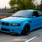 E46 M3 Fender Flare Set Industry Garage