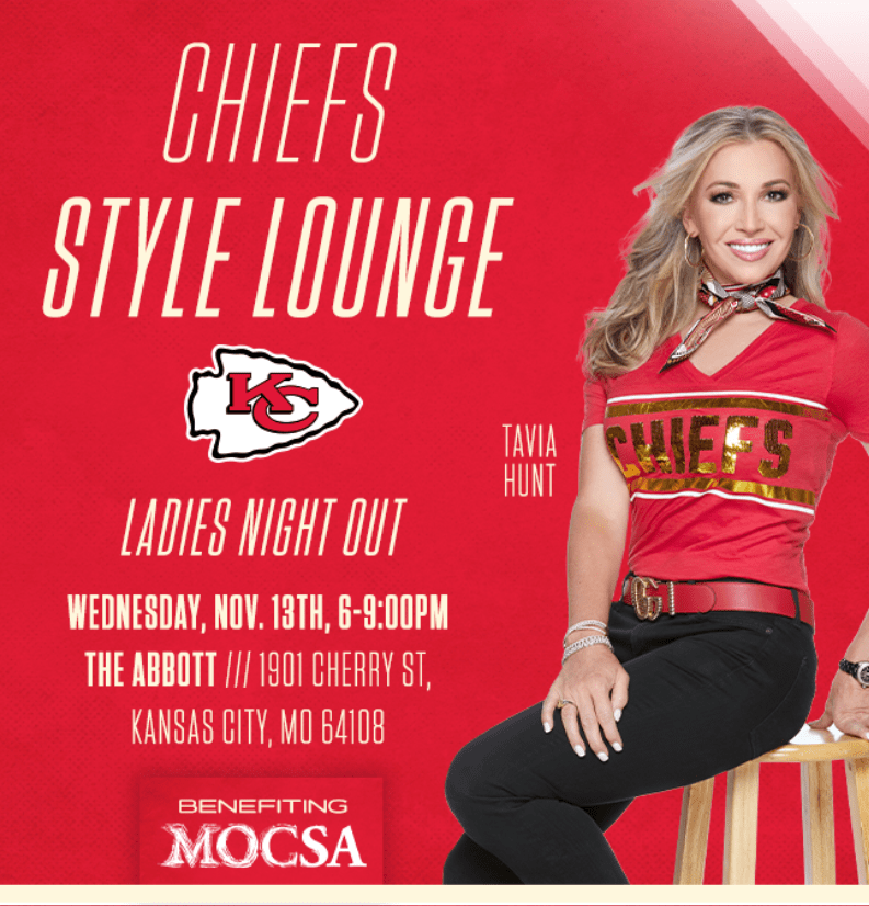 Chiefs Style Lounge The Katie Chronicles
