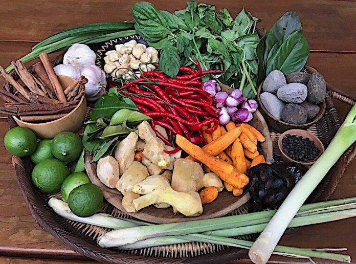 Indonesian Food Ingredients