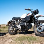 Custom 1987 Bmw K75 The Mansell Collection