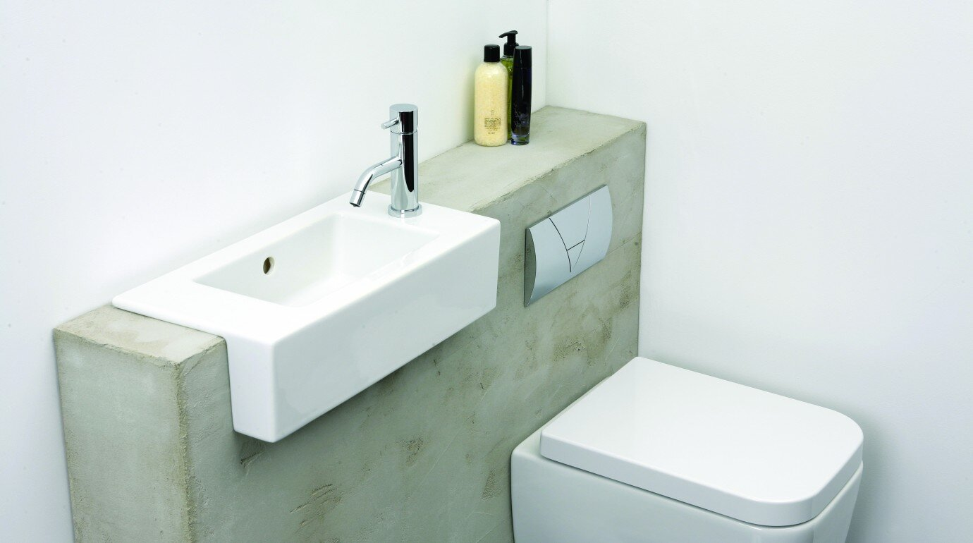 Space Saving Ideas For Small Bathrooms Hugo Oliver Bathroom Showroom Charlton South East London