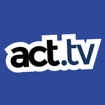 Logo for Act dot TV