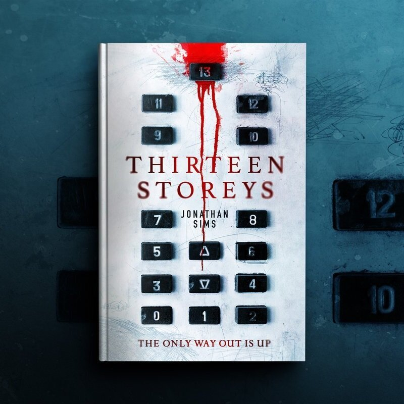 Thirteen Storeys by Jonathan Sims SIGNED EDITION — Queens Park Books