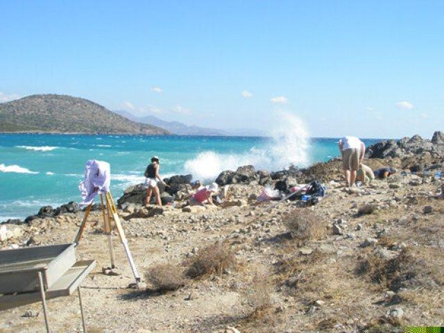 The Priniatikos Pyrgos Project — IIHSA